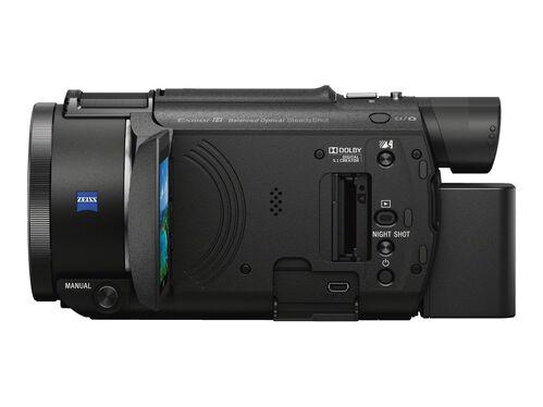 Sony Handycam FDR-AX53 - camcorder - Carl Zeiss - storage: flash card, , hi-res