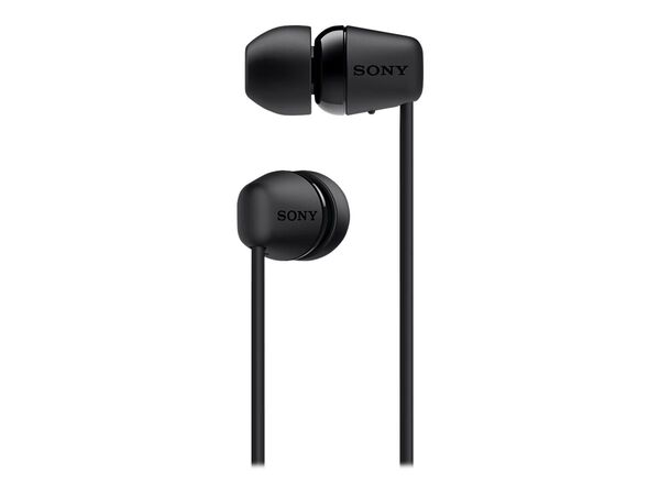 Sony WI-C200 - earphones with micSony WI-C200 - earphones with mic, Black, hi-res