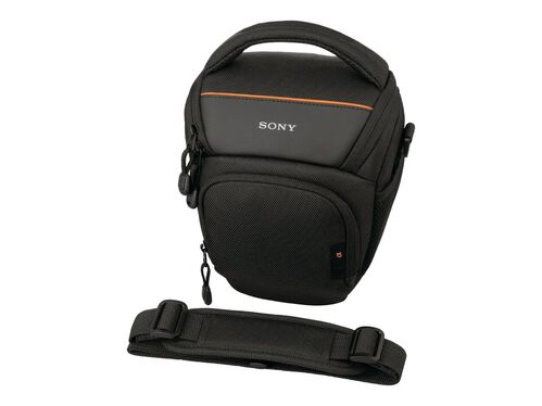 Sony LCS-AMB/B - case for digital photo camera with lenses, , hi-res