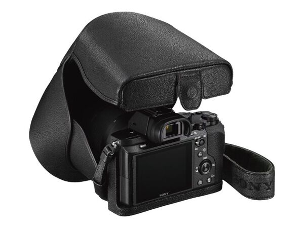 Sony LCS-ELCB - case for digital photo camera with lensesSony LCS-ELCB - case for digital photo camera with lenses, , hi-res