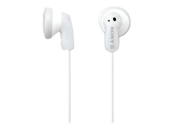 Sony MDR-E9LP - headphonesSony MDR-E9LP - headphones, White, hi-res