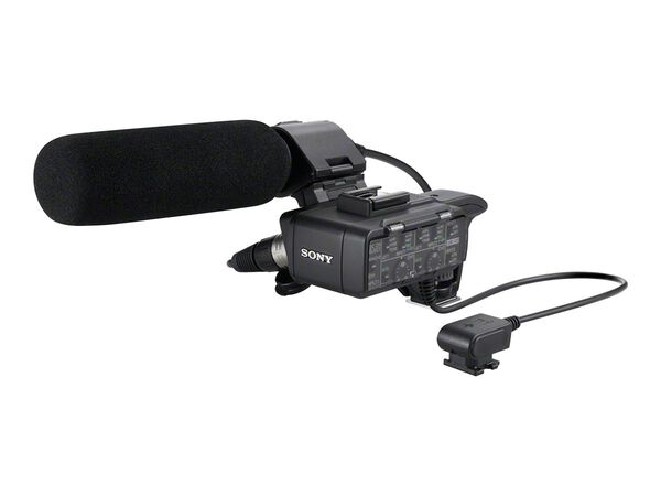 Sony XLR-K1M - microphone adapter kitSony XLR-K1M - microphone adapter kit, , hi-res