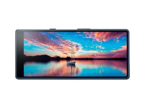 Sony XPERIA 10 Plus - black - 4G LTE - 64 GB - GSM - smartphone, , hi-res