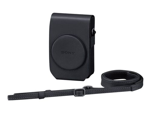 Sony LCS-RXG - case for camera, , hi-res