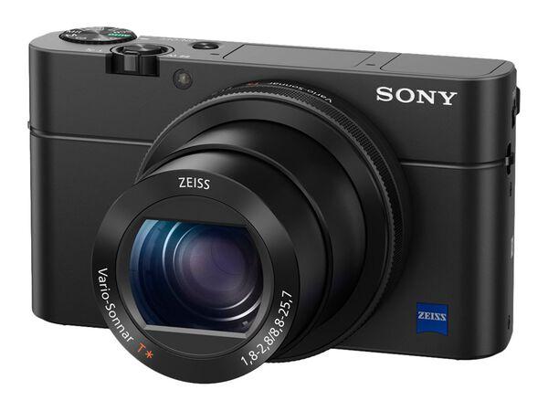 Sony Cyber-shot DSC-RX100 IV - digital camera - Carl ZeissSony Cyber-shot DSC-RX100 IV - digital camera - Carl Zeiss, , hi-res