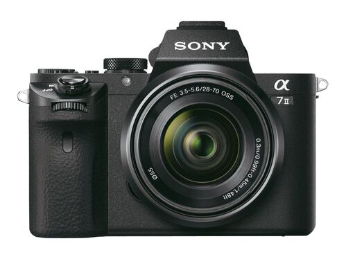 Sony α7 II ILCE-7M2 - digital camera - body only, , hi-res