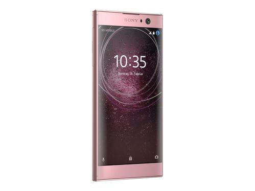 Sony XPERIA XA2 - H3123 - pink - 4G LTE - 32 GB - GSM - smartphone, , hi-res
