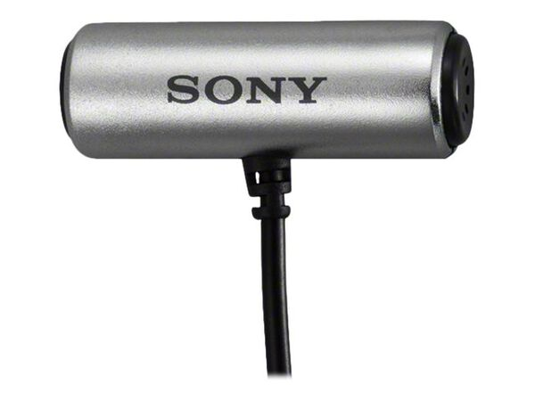 Sony ECM-CS3 - microphoneSony ECM-CS3 - microphone, , hi-res