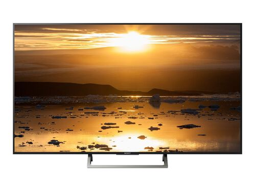 "Sony XBR-75X850E BRAVIA X850E Series - 75"" Class (74.5"" viewable) LED TV, , hi-res"
