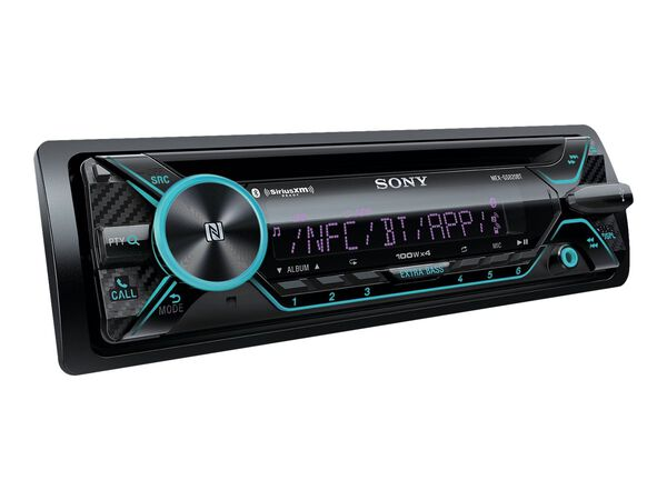 Sony MEX-GS820BT - car - CD receiver - in-dash unit - Full-DINSony MEX-GS820BT - car - CD receiver - in-dash unit - Full-DIN, , hi-res