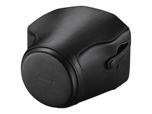 Sony Premium Jacket Case LCJ-RXE/B - case for camera, , hi-res