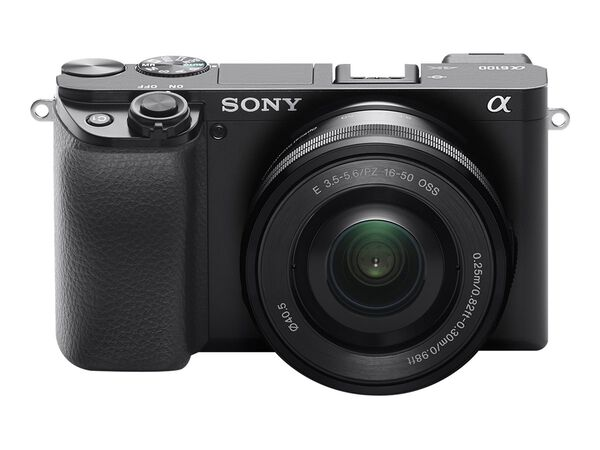 Sony α6100 ILCE-6100 - digital camera - body onlySony α6100 ILCE-6100 - digital camera - body only, , hi-res