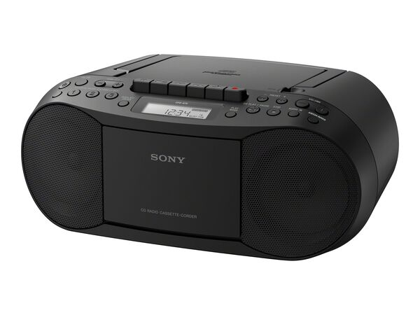 Sony CFD-S70 - boombox - CD, CassetteSony CFD-S70 - boombox - CD, Cassette, , hi-res