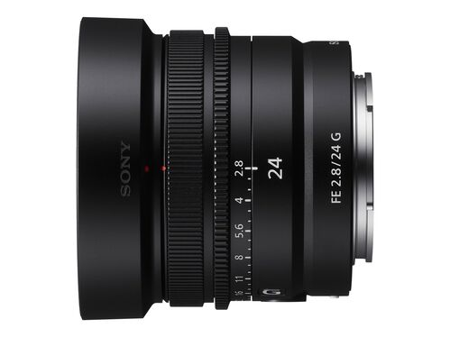 Sony SEL24F28G - wide-angle lens - 24 mm, , hi-res
