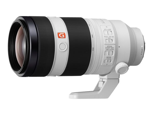 Sony G Master SEL100400GM - telephoto zoom lens - 100 mm - 400 mmSony G Master SEL100400GM - telephoto zoom lens - 100 mm - 400 mm, , hi-res