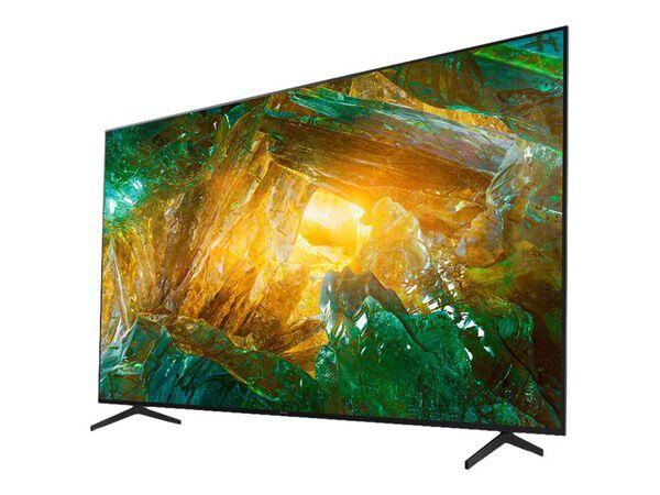 "Sony XBR-85X800H BRAVIA X800H Series - 85"" Class (84.6"" viewable) LED TV - 4KSony XBR-85X800H BRAVIA X800H Series - 85"" Class (84.6"" viewable) LED TV - 4K, , hi-res"