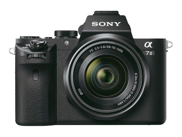 Sony α7 II ILCE-7M2K - digital camera FE 28-70mm OSS lensSony α7 II ILCE-7M2K - digital camera FE 28-70mm OSS lens, , hi-res