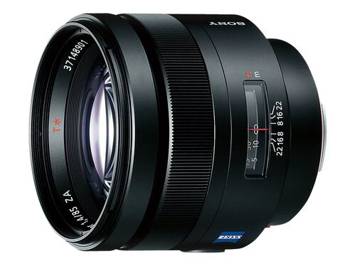 Sony SAL85F14Z - telephoto lens - 85 mm, , hi-res