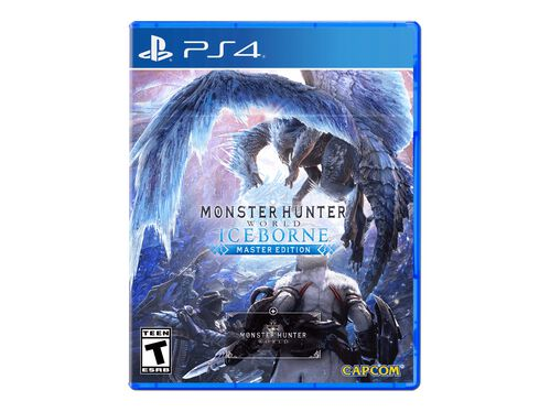 Monster Hunter World Iceborne Master Edition - Sony PlayStation 4, , hi-res