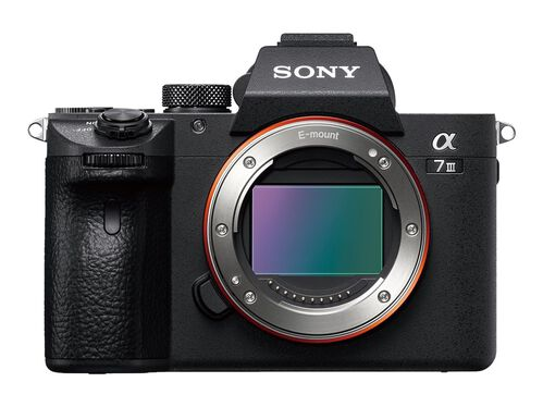 Sony α7 III ILCE-7M3 - digital camera - body only, , hi-res