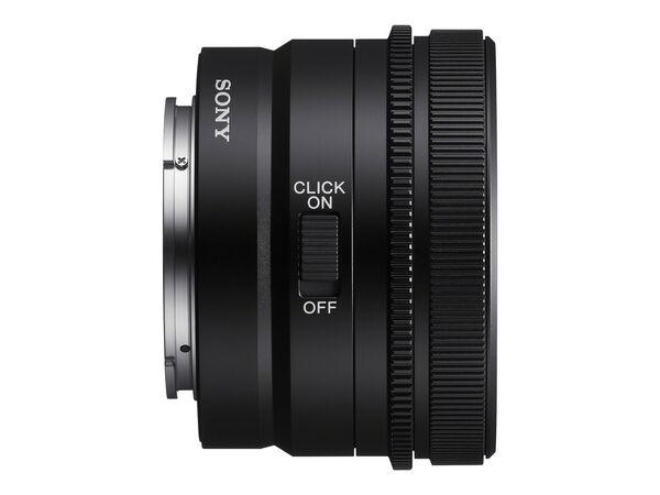 Sony SEL40F25G - lens - 40 mmSony SEL40F25G - lens - 40 mm, , hi-res