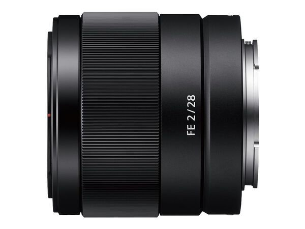 Sony SEL28F20 - wide-angle lens - 28 mmSony SEL28F20 - wide-angle lens - 28 mm, , hi-res