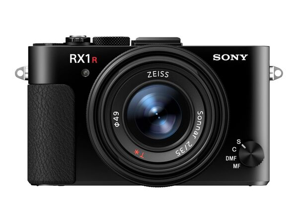 Sony Cyber-shot DSC-RX1R II - digital camera - Carl ZeissSony Cyber-shot DSC-RX1R II - digital camera - Carl Zeiss, , hi-res