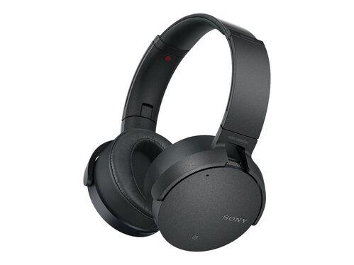 Sony MDR-XB950N1 - headphones, Black, hi-res