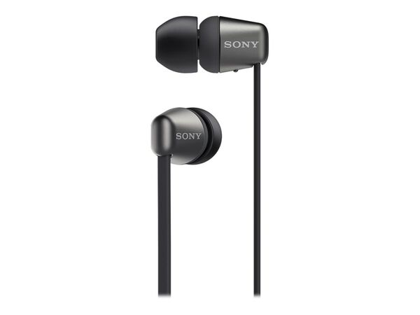 Sony WI-C310 - earphones with micSony WI-C310 - earphones with mic, Black, hi-res