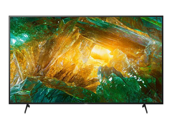"Sony XBR-75X800H BRAVIA X800H Series - 75"" Class (74.5"" viewable) LED TV - 4KSony XBR-75X800H BRAVIA X800H Series - 75"" Class (74.5"" viewable) LED TV - 4K, , hi-res"