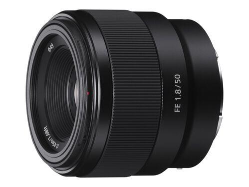 Sony SEL50F18F - lens - 50 mm, , hi-res