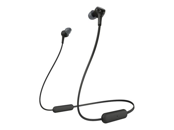 Sony WI-XB400 - earphones with micSony WI-XB400 - earphones with mic, Black, hi-res