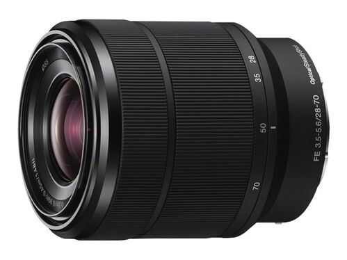 Sony SEL2870 - zoom lens - 28 mm - 70 mm, , hi-res