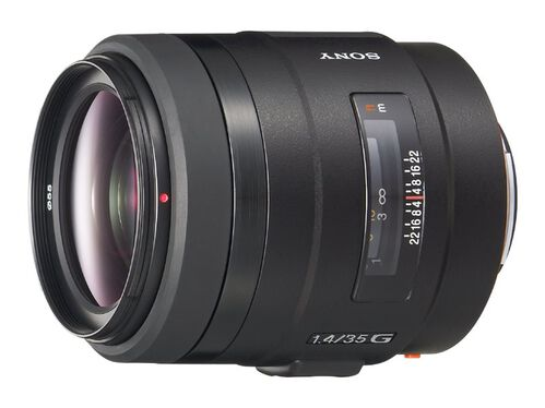 Sony SAL35F14G - wide-angle lens - 35 mm, , hi-res