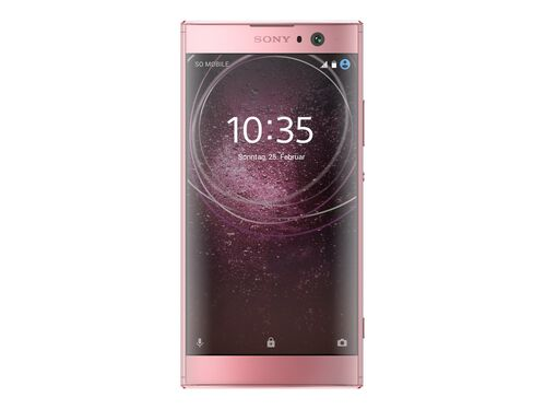 Sony XPERIA XA2 - pink - 4G LTE - 32 GB - GSM - smartphone, , hi-res