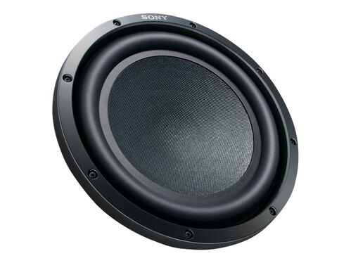 Sony XS-GSW121 - subwoofer driver - for car, , hi-res