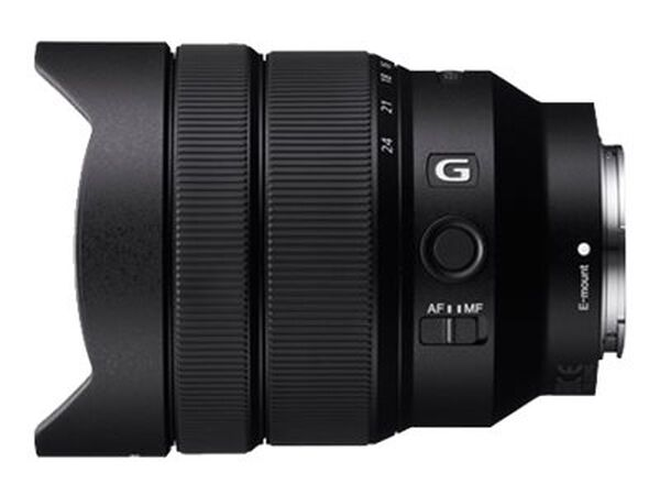 Sony SEL1224G - wide-angle zoom lens - 12 mm - 24 mmSony SEL1224G - wide-angle zoom lens - 12 mm - 24 mm, , hi-res