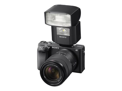 Sony α6400 ILCE-6400M - digital camera E 18-135mm OSS lens, , hi-res