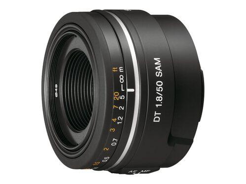 Sony SAL50F18 - lens - 50 mm, , hi-res