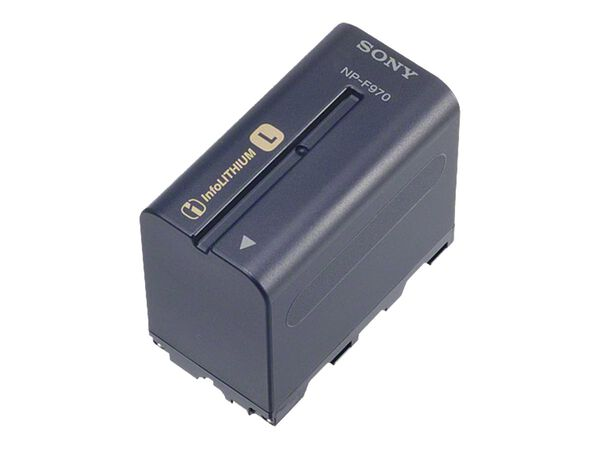 Sony NP-F970 camcorder battery - Li-IonSony NP-F970 camcorder battery - Li-Ion, , hi-res