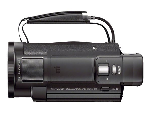 Sony Handycam FDR-AX33 - camcorder - Carl Zeiss - storage: flash cardSony Handycam FDR-AX33 - camcorder - Carl Zeiss - storage: flash card, , hi-res