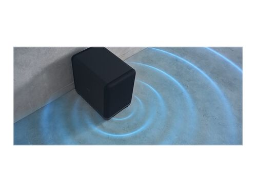 Sony SA-SW5 - subwoofer - wireless, , hi-res