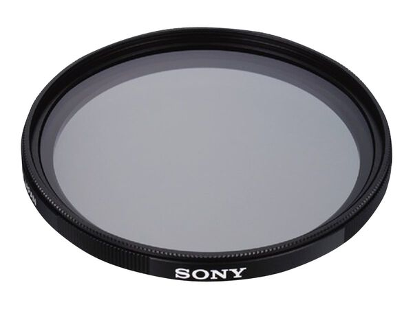 Sony VF-72CPAM2 - filter - circular polarizer - 72 mmSony VF-72CPAM2 - filter - circular polarizer - 72 mm, , hi-res