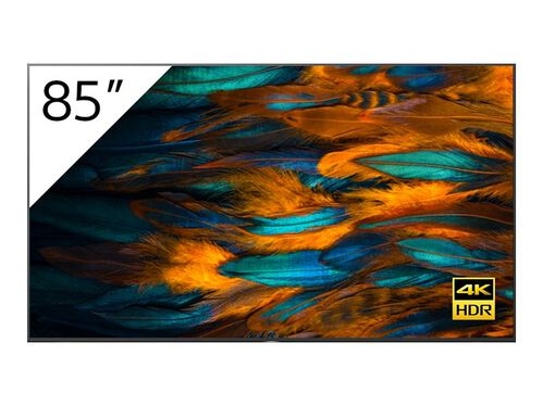 "Sony FW-85BZ40H BRAVIA Professional Displays - 85"" Class (84.6"" viewable) LED display - 4K, , hi-res"