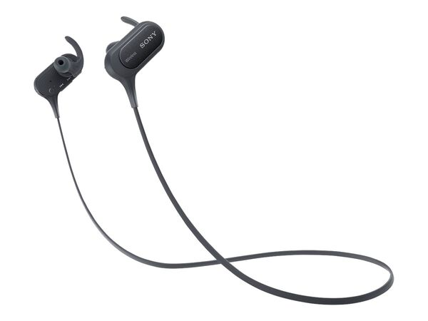 Sony MDR-XB50BS - earphones with micSony MDR-XB50BS - earphones with mic, Black, hi-res