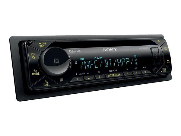 Sony MEX-N5300BT - car - CD receiver - in-dash unit - Full-DINSony MEX-N5300BT - car - CD receiver - in-dash unit - Full-DIN, , hi-res