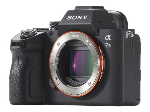 Sony α7s III ILCE-7SM3 - digital camera - body only, , hi-res