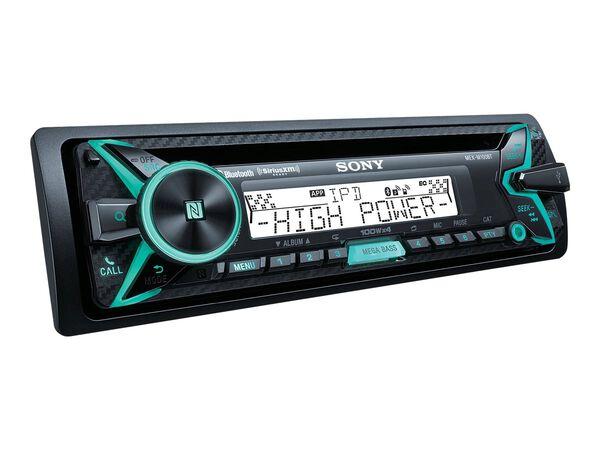 Sony MEX-M100BT - car - CD receiver - in-dash unit - Full-DINSony MEX-M100BT - car - CD receiver - in-dash unit - Full-DIN, , hi-res