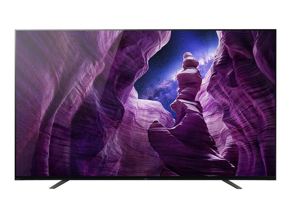 "Sony XBR-65A8H BRAVIA XBR A8H Master Series - 65"" Class (64.5"" viewable) OLED TV - 4KSony XBR-65A8H BRAVIA XBR A8H Master Series - 65"" Class (64.5"" viewable) OLED TV - 4K, , hi-res"