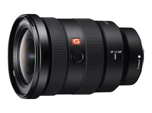 Sony G Master SEL1635GM - wide-angle zoom lens - 16 mm - 35 mm, , hi-res